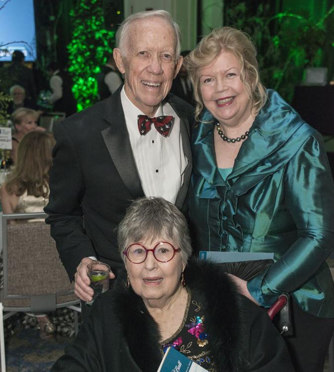 Texas Emerald Ball 2019 - The Ireland Funds, Progress