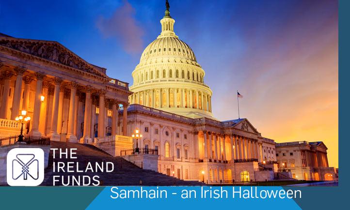 Washington DC Irish Halloween at The Irish Embassy 2018