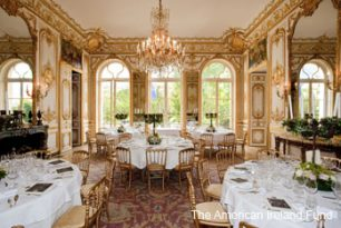 The WineGeese Society Irish Embassy Dinner - The Ireland