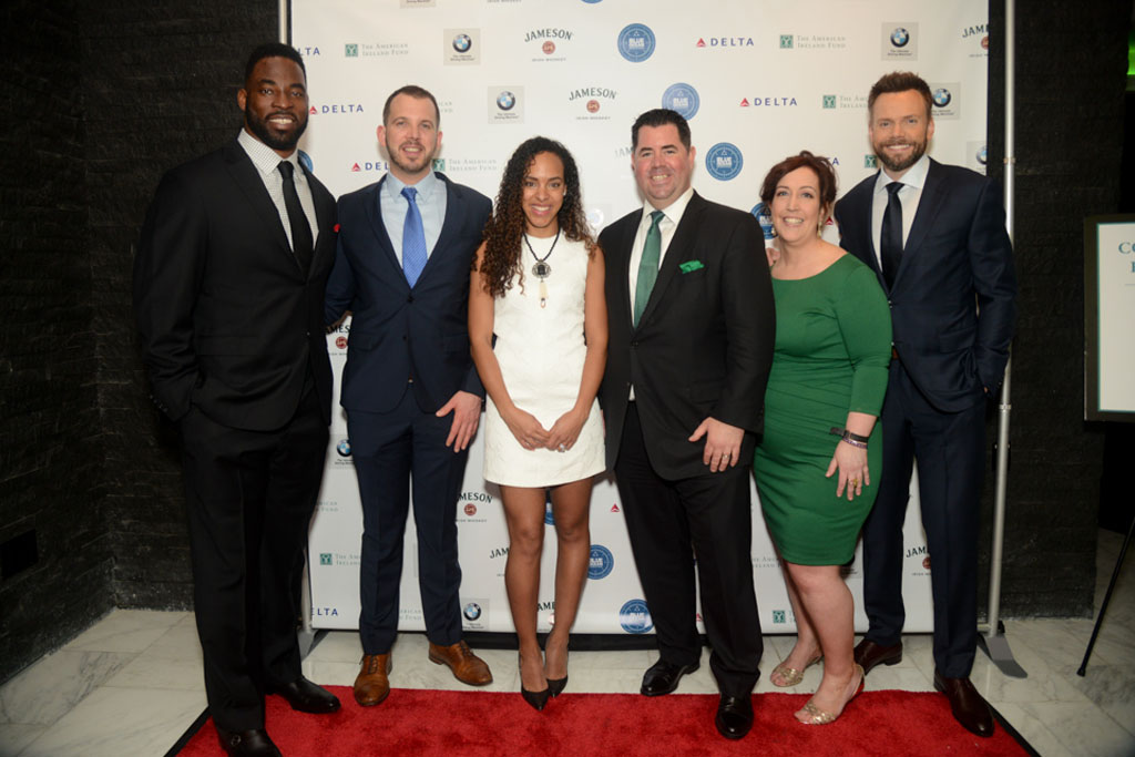 New York Young Leaders St Patrick S Celebration 2016